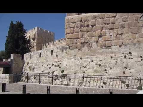 Jerusalem - David Tower - La Torre de David