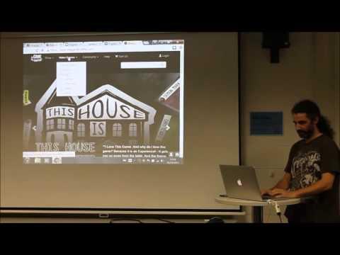 James Hayter - Interactive Systems Studio