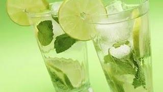 видео Как сделать освежающие напитки?