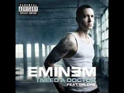 Eminem Ft. Liz Rodriguez and Dr.Dre I Need A Doctor