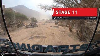 Mammoet Rallysport: Stage 11