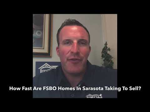 How Long Are FSBO Mobile Homes In Sarasota Taking To Sell?