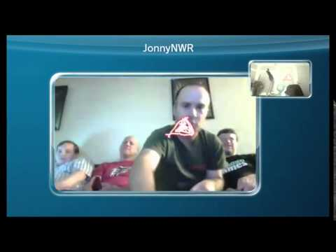 RFN 400 - Wii U Video Chat with Greg & Daan
