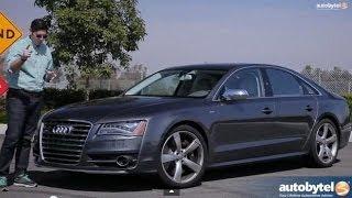 Audi S8 2014 Videos
