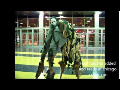 4 legged stilt walker 2014