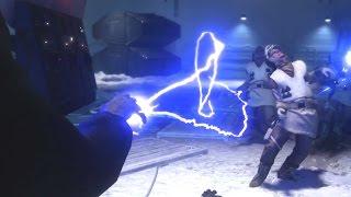 ТЕМНАЯ СТОРОНА! Star Wars: Battlefront — На русском!  #2(HD) Играем первыми