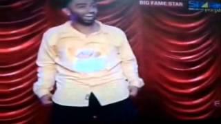 Spark Punjabi BIG Fame Star Gala Round Tehalpreet in DON style act 4