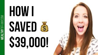 Money Savings Tips: How I Saved $2,600 Per Year with One Hack 🤑