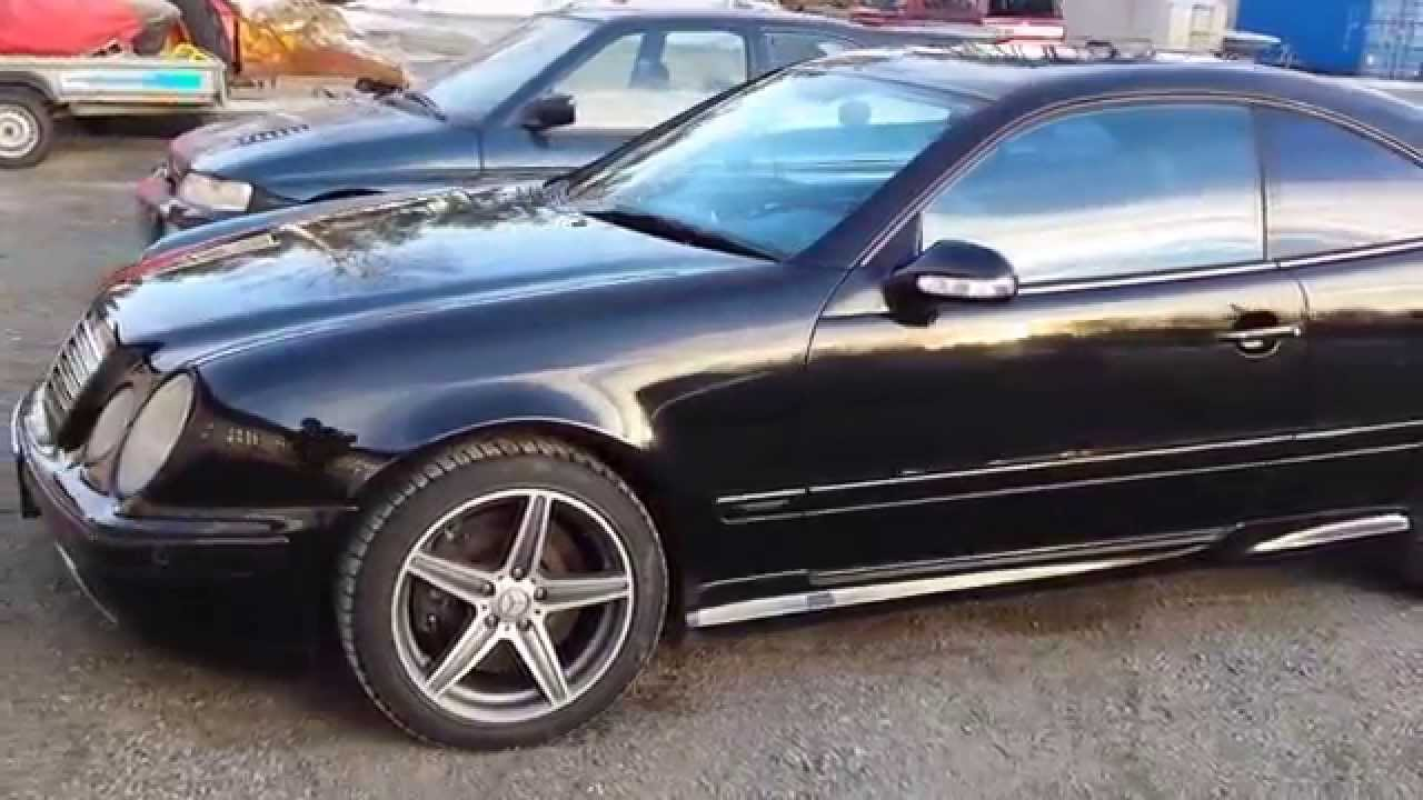 2000 mercedes benz clk 55 amg w208 walkaround youtube. Black Bedroom Furniture Sets. Home Design Ideas