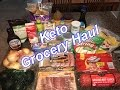 KETO GROCERY HAUL | LOW CARB/HIGH FAT