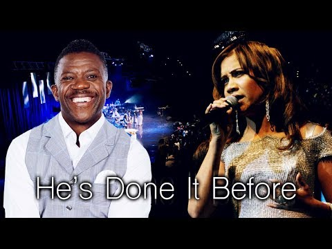 Benjamin Dube - He's Done It Before