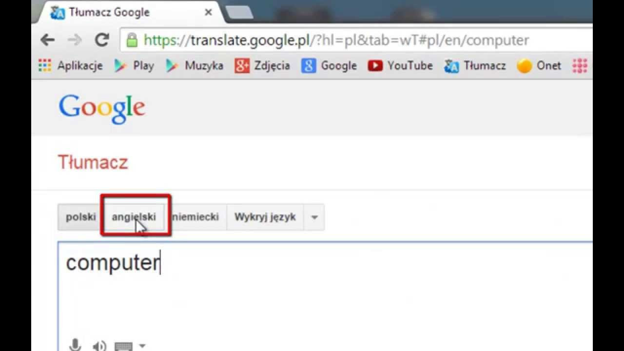 how to auto google translate