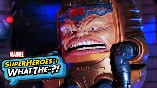 New Years Resolutions! - Marvel Super Heroes: What The--?! Ep 47