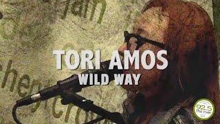 Tori Amos performs