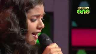 Pathinalaam Ravu Season3 Murshid And Krista Kala Singing ' Asarmulla Poove ' (Epi75 Part2)