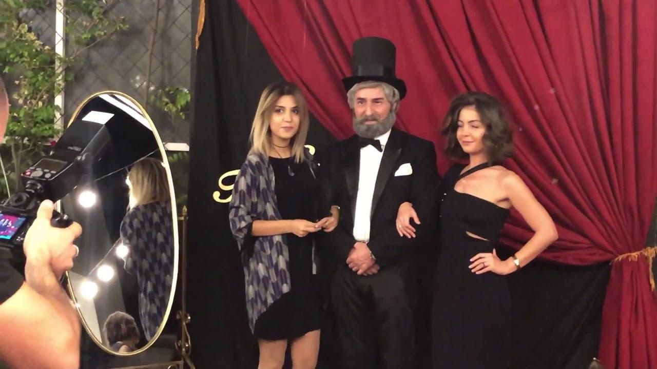 Yerevan Opera Suite hotel's anniversary in Traviata style