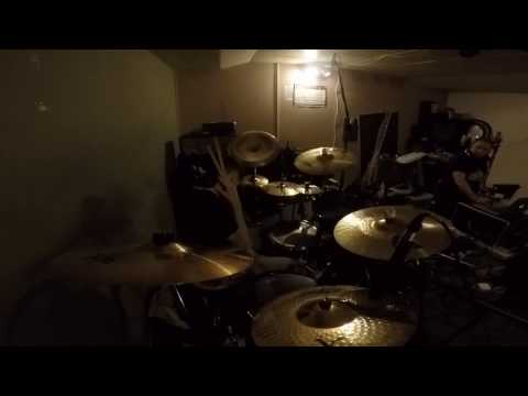 FyreSky - Studio Sessions - Recording Drums For Starchaser & Red Velvet Rope