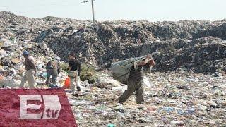 La basura continúa siendo un problema en Nezahualcóyotl, Edo. de Méx. / Vianey Esquinca