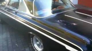 1964 64 Dodge Polara 500 2 Door Hardtop