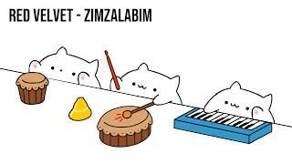 Bongo Cat - Red Velvet
