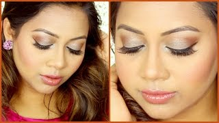 GRWM | Warm Silver Fall Makeup