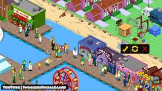 Simpsons Tapped Out: Premium: Sherrie & Terri - Quest Line