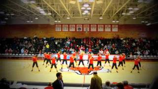 Marist College Dance Team    2/04/12