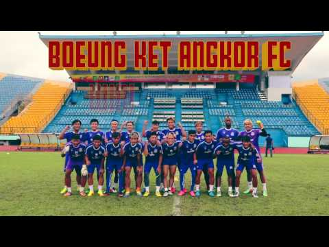 TMCC 2016 Interview Off-The-Pitch with Boeung Ket Angkor FC Key Players