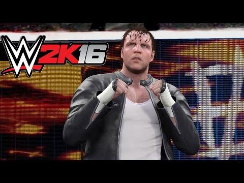 Dean Ambrose Entrance Trailer - WWE 2K16