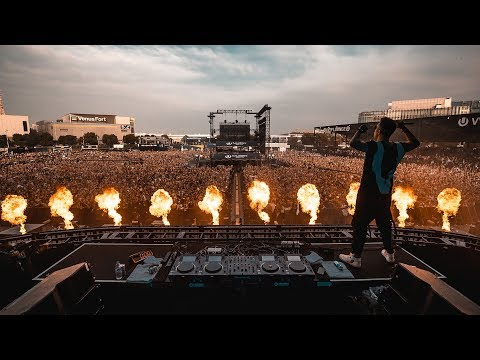 Nicky Romero Live at Ultra Japan 2018