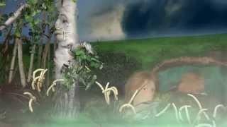 "мультфильм 3 ""Болото сомнений"" - Страна Золотого Солнца и Элин Дворик"