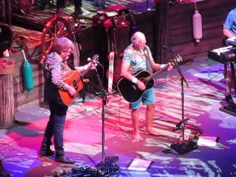 Jimmy Buffett - Come Monday - Bridgestone Arena - Nashville