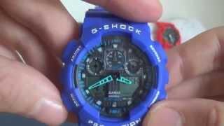 Como Ajustar a Hora do G Shock