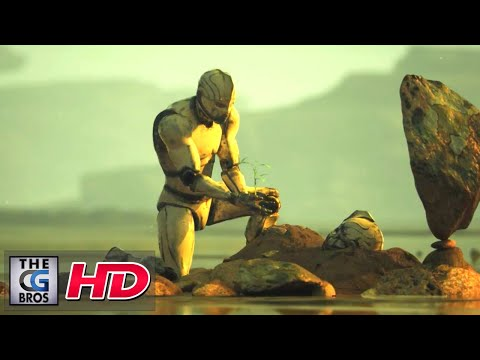 """CGI 3D Animated Short: """"Giselle"""" - by Emmanuel Shiu 