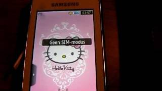 SRS: Howto Unlock Samsung S5230 Hello Kitty USB Only(Howto Unlock an Samsung GT-S5230 (Star) Hello Kitty Edition via USB only on SRS Server.. get your account at http://www.UnlockSamsungOnline.nl the only ..., 2011-07-12T20:34:31.000Z)