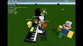 ROBLOX'S BEST PIANO BACK!!!!