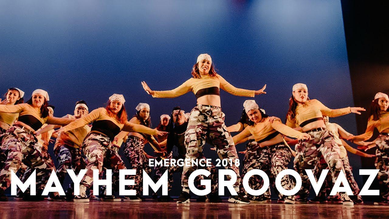Emergence 2018 | Mayhem Groovaz