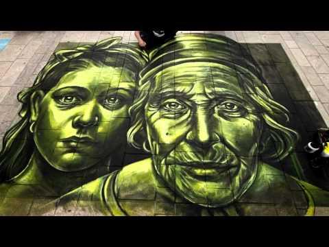 Best Street Art In The World