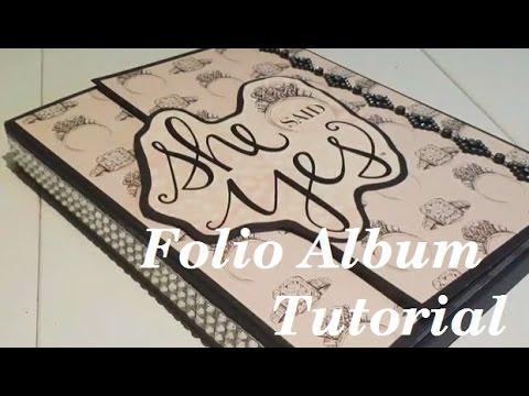 Folio Album Tutorial