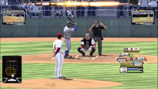 MLB 12: The Show- RTTS Pitcher Ep 2 (First Minor League Start)