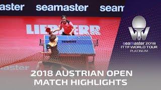 Chen Meng vs Wang Manyu I 2018 ITTF Austrian Open Highlights (Final)