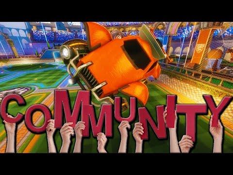 ROCKET LEAGUE HAS THE BEST COMMUNITY...SOMETIMES