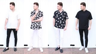 Mens Summer Fashion Lookbook 2019   Your Video Ideas EP#4