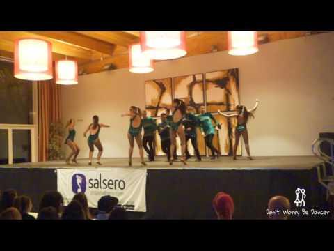 IV Just Dance. Show Cia. Adrian e Isa