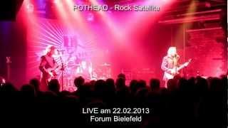 Pothead - Satellite @ Forum Bielefeld 22.02.2013 (LIVE) HD