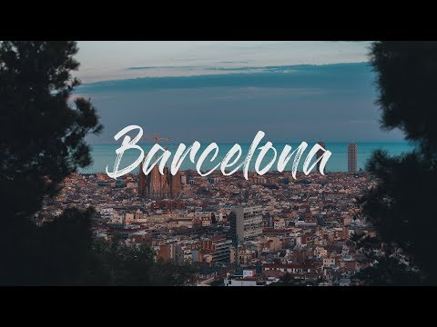 WOW air travel guide application | Barcelona Spain