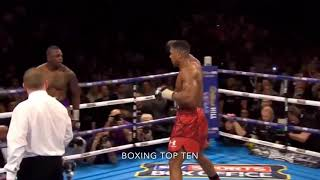 AJ - BOXING HIGHLIGHTS