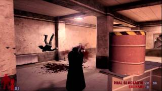 Max Payne 2 Vampire Slayer Mod
