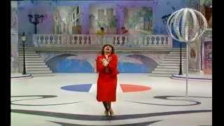 Mireille Mathieu - Die Spatzen von Paris 1977