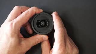 оНЛАЙН ТРЕЙД.РУ  Объектив Sony 20mm f/2.8 (SEL-20F28) для NEX